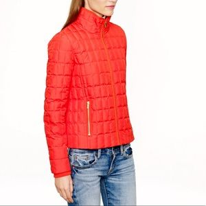 Jackets & Blazers - J.Crew Quilted Puffer